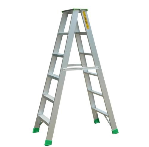 different steel ladder