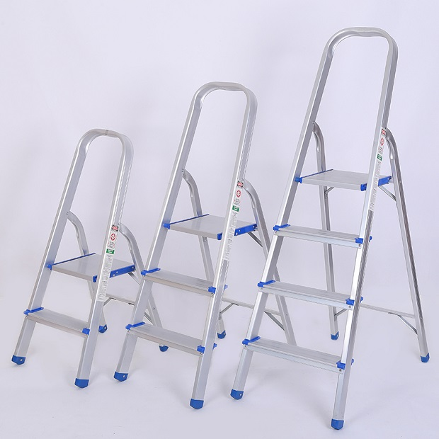 2 3 5 steps Aluminum Ladder