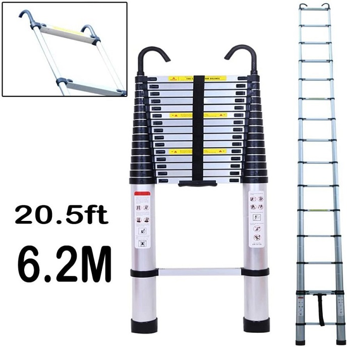 6.2M Extension Ladder